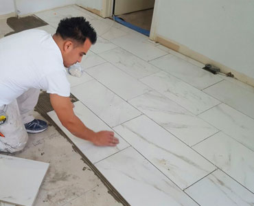 Ceramic Tile - Diaz Painting LLC