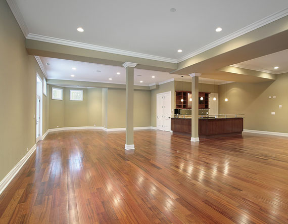 Hardwood Floor Installation - Diaz Painting LLC